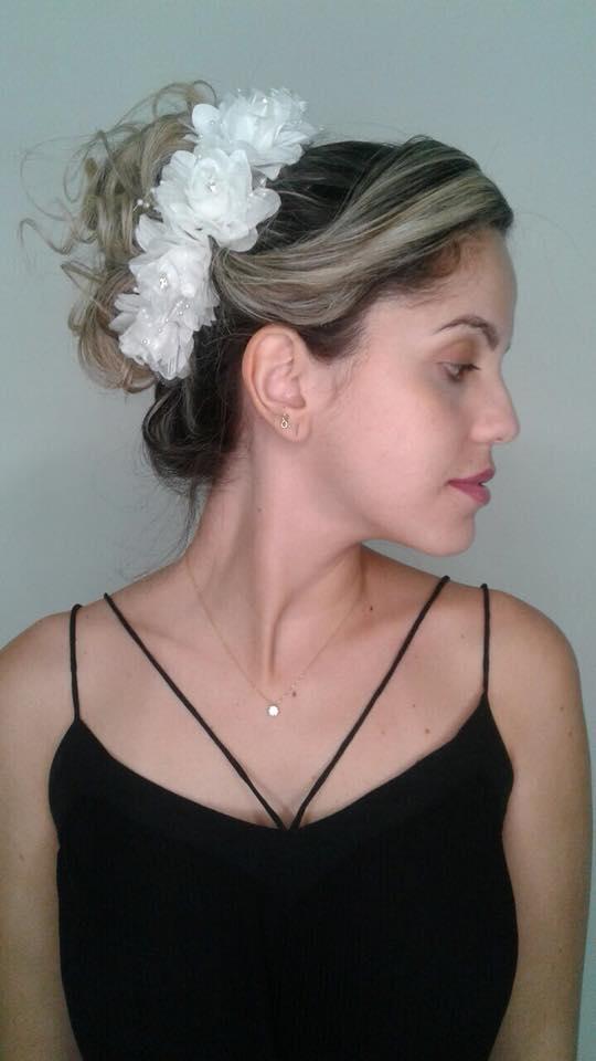 Atelie Erika Melo -Curso de Penteado
