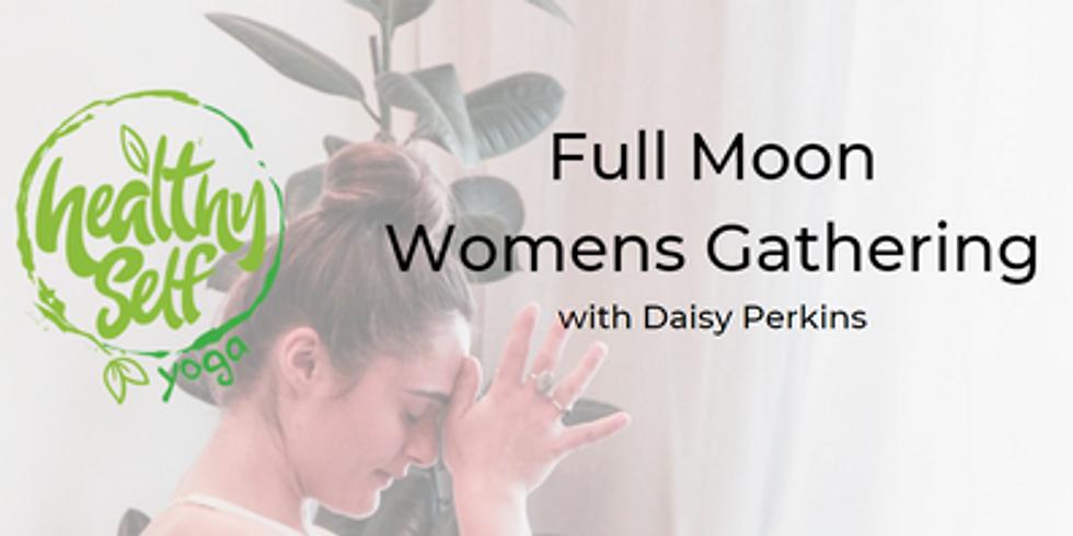 Full Moon Womens Gathering