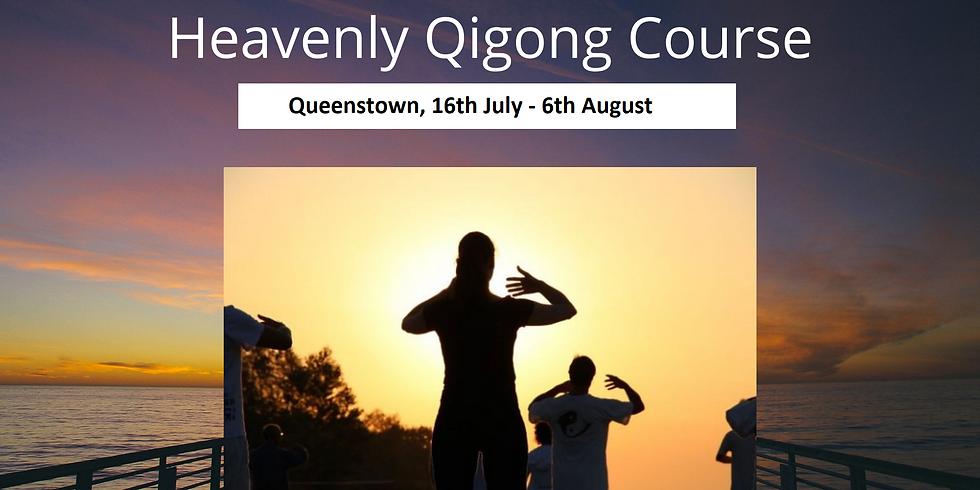 Heavenly Qigong 4 Week Course