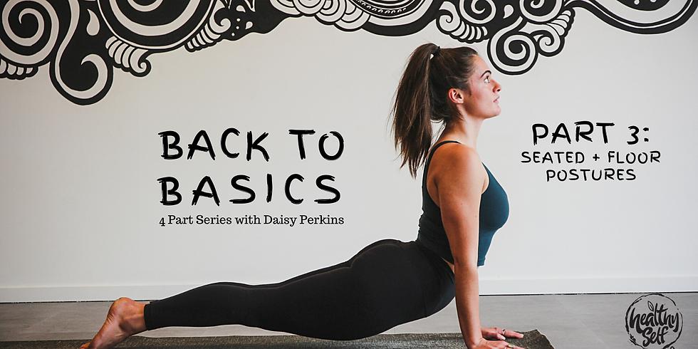 Back to Basics 4 Part Series | Part 3