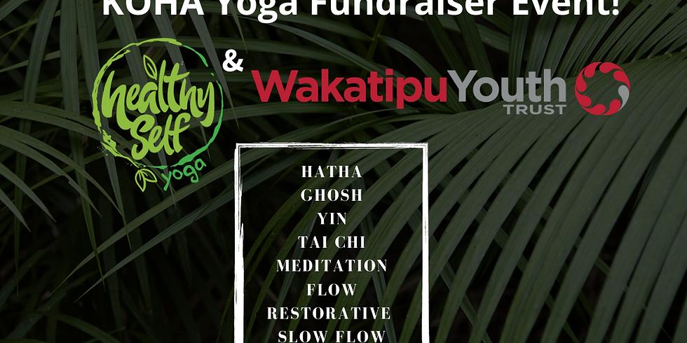 Koha Fundraiser event (For Wakatipu Youth)