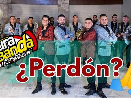 ¿BANDA LIRIO Y BANDA ESTRELLAS DE SINALOA PIDEN PERDÓN? | PuraBandaGto