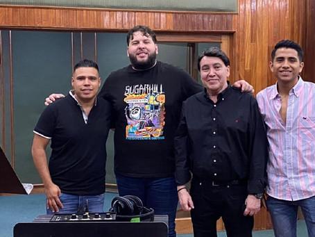 ¿JOSÉ ALFREDO JIMÉNEZ, BANDA LIRIO Y EL FANTASMA JUNTOS?