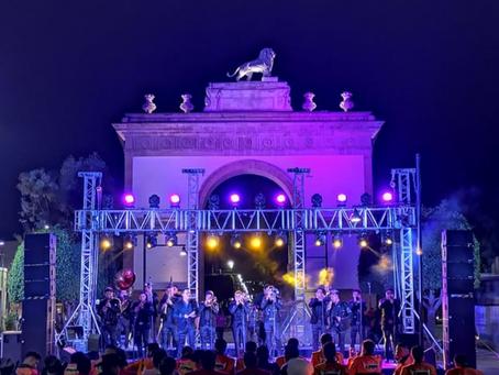 Talento Pandemia y Banda del Año en Premios de La Banda 2021