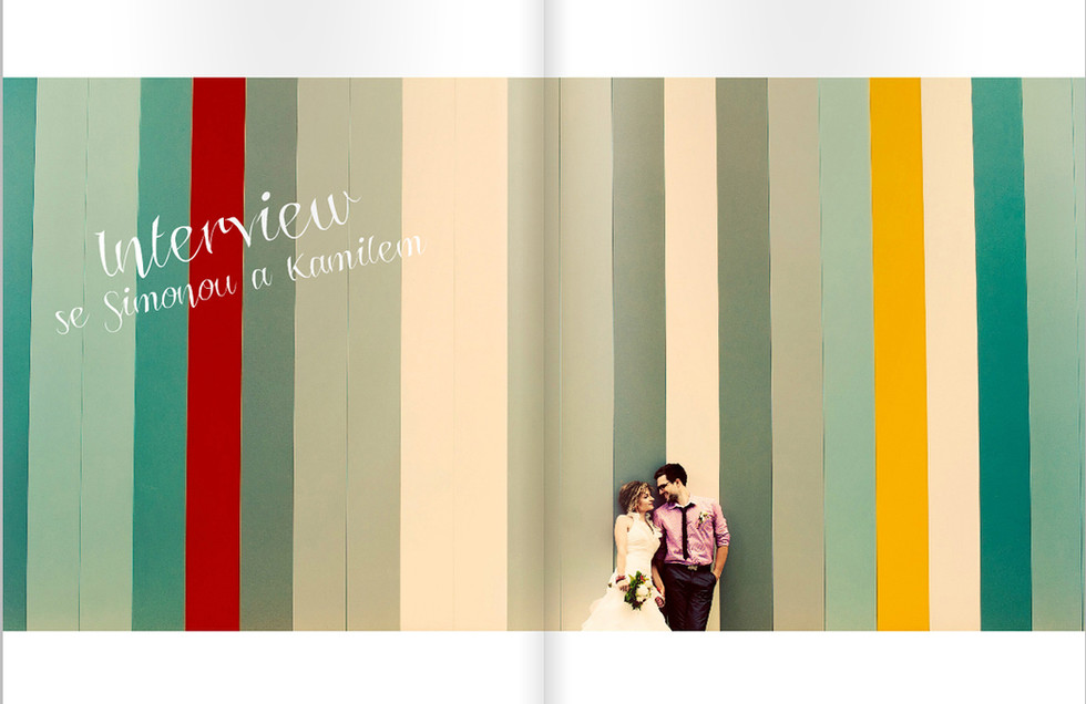 INTERVIEW FOR FOTO MAGAZINE