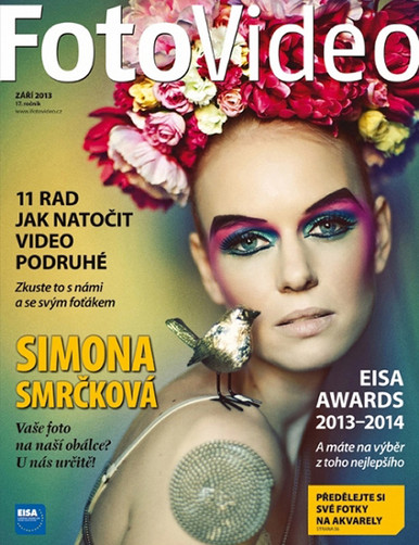 COVER FOR MAGAZINE FotoVideo
