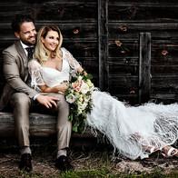 Sandra + Pavel Barn Suška