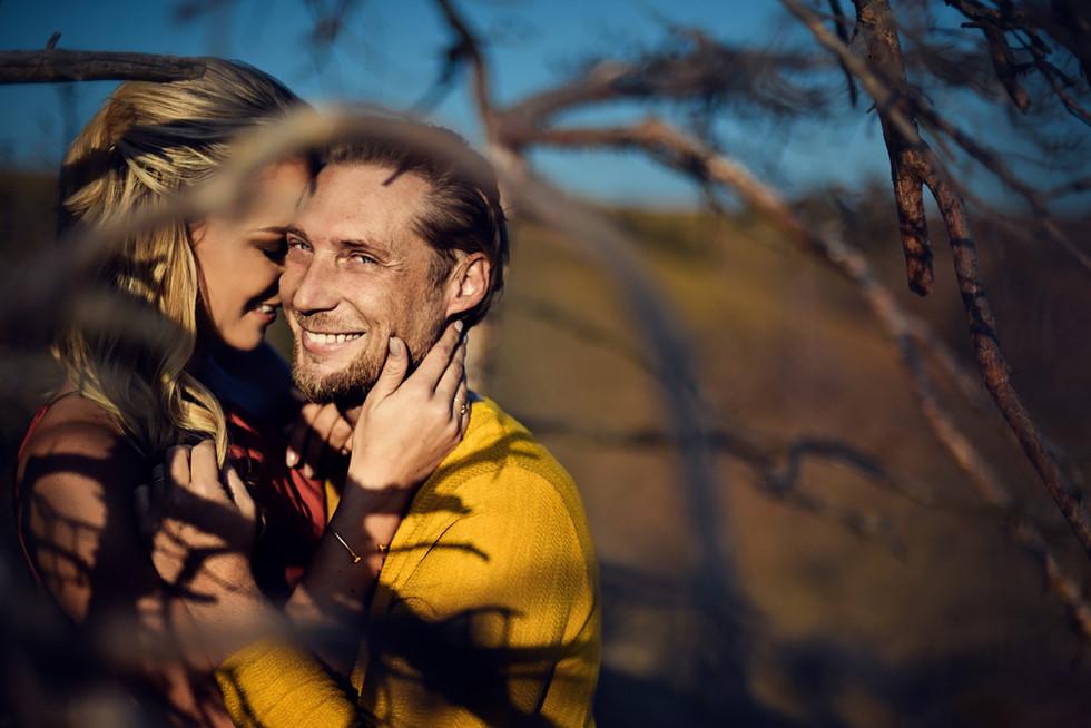 zásnubní fotografie a párové focení