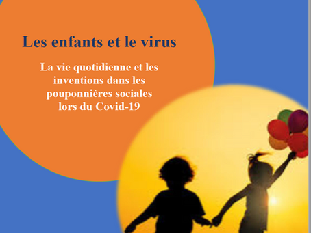 Les enfants et le Virus : e-book