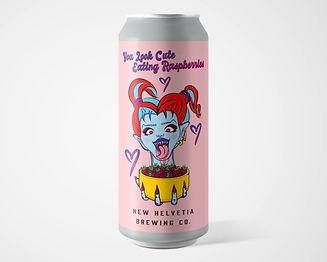 1 Matte Beer Can - You Look Cute Eating Raspberries_proof 3.2.jpg