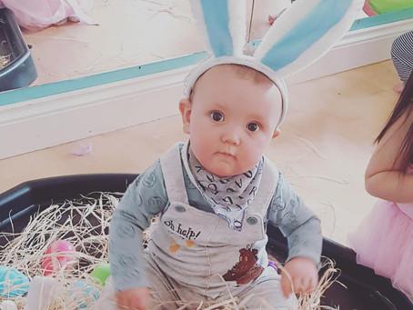 Easter sensory play ideas