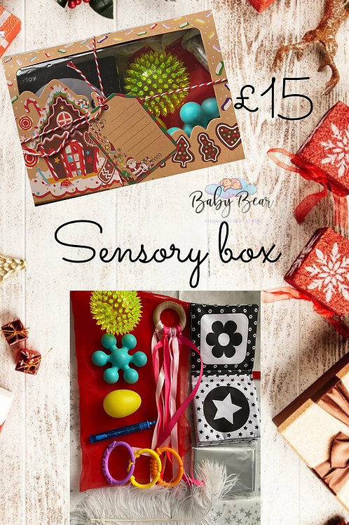 Sensory gift box