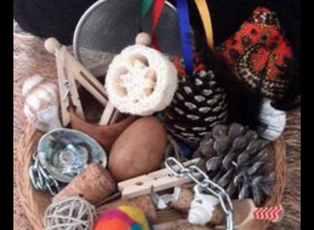 Loose parts play Guest post !
