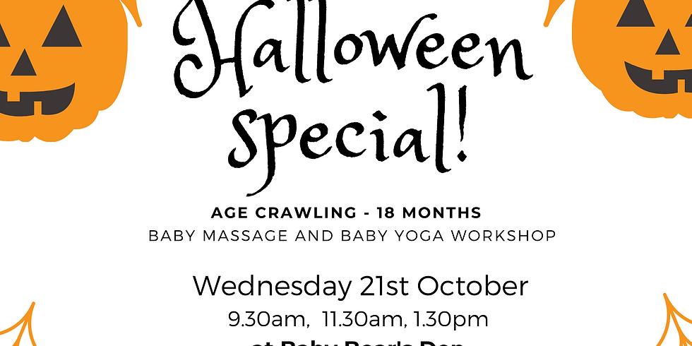 Halloween Special 8 months - 18 months
