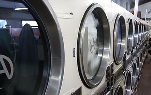 laundry equipment auction