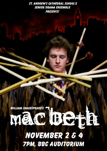 """Macbeth."" 2006. St Andrew's Cathedral School"