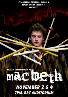 """""""Macbeth."""" 2006. St Andrew's Cathedral School"""