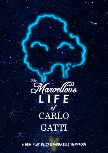 """The Marvellous Life of Carlo Gatti"" 2018. Play in development"