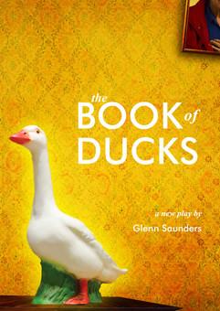 """""""The Book of Ducks"""" - develeopment poster"""