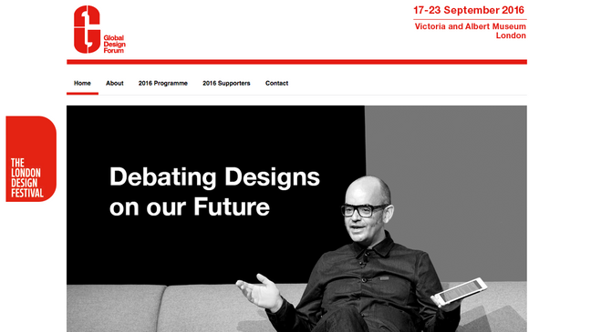 Where to, Global Design Forum?