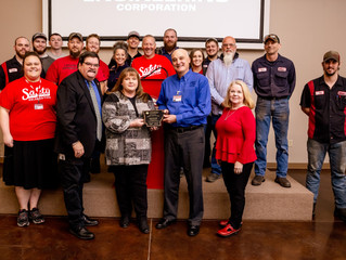 Local business snags Safety Award
