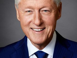 President Bill Clinton to Speak at Riceland Hall, Feb. 11