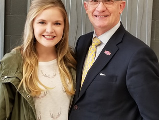 A-State Awards Inaugural Scholarship Honoring Agriculture Faculty Member