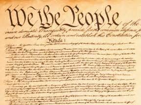 Constitution Day Observance Set for Friday, Sept. 15