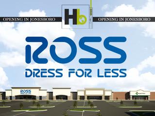 Ross Dress for Less is Coming to Jonesboro