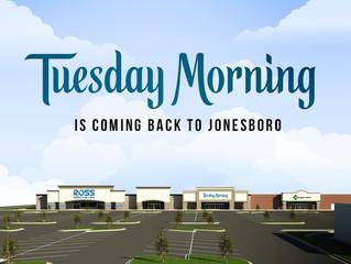 Highland Shopping Center announces Tuesday Morning