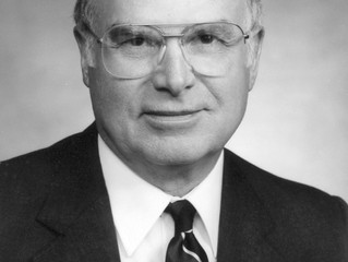 Dr. Eugene W. Smith, Eighth President, Remembered for Contributions and Devotion to University's