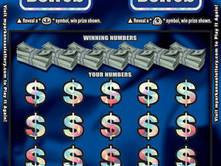 New Instant Game Offers $3.7 Million in Top Prizes