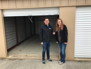 Habitat for Humanity gets storage solution for donations  Your Extra Closet steps in to offer free s