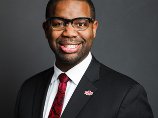 Gipson Appointed Cabinet-Level Chief Diversity Officer
