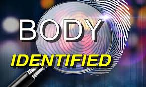 Human Remains Located in November Identified
