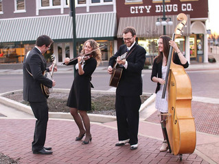 Bluegrass Monday to Present High Fidelity Nov. 26