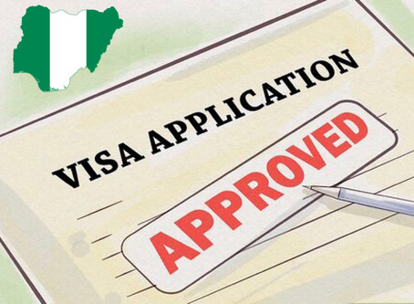 A STEP BY STEP GUIDE ON : APPLYING FOR A NIGERIAN VISITOR'S VISA IN 2019