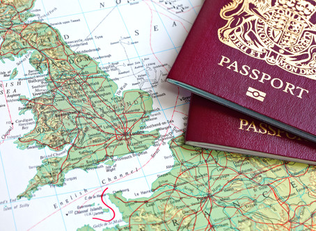 THE ADVANTAGES OF HAVING A BRITISH PASSPORT