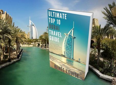 TOP 10 REASONS TO VISIT DUBAI & EBOOK REVEAL