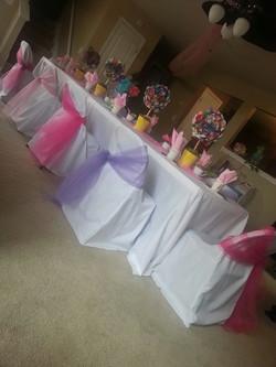 Rental Birthday Party