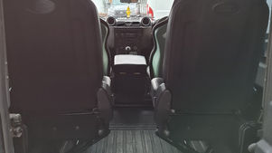Land Rover Defender Rear Seats