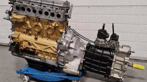 Land Rover Defender Engine & Transmission