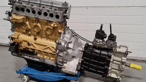 Land Rover Defender 200TDi Engine & Transmission