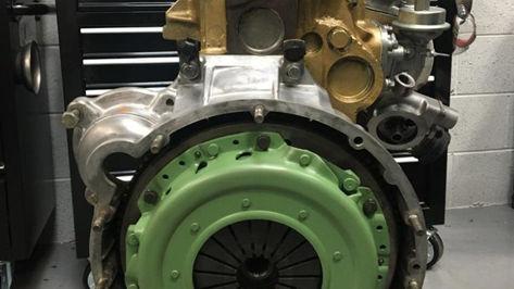Land Rover LOF Clutch