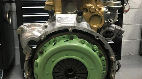 Land Rover LOF Clutch