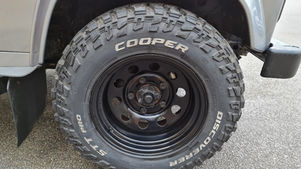 "Land Rover Defender 110 17"" Steel Wheel"