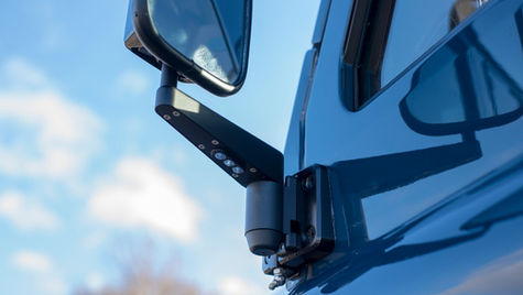 Aluminium Door Mirror Arms