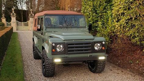 Land Rover Defender 110 Ragtop