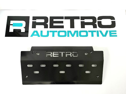 Retro Steering Guard