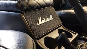 Land Rover Defender Marshall Speaker